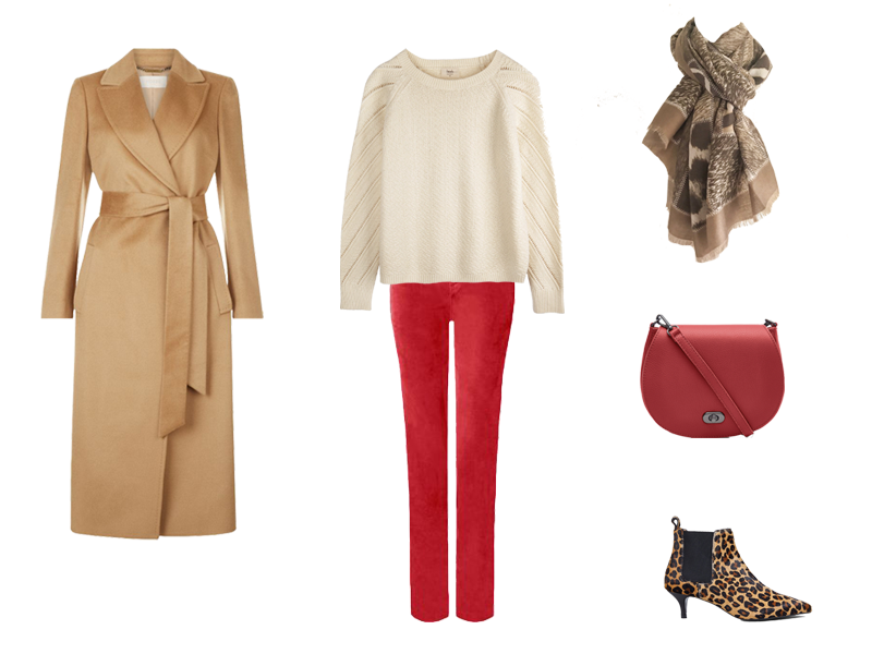 4 Ways to Wear Wrap Coats, Dressed Up or Down