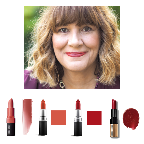 How to Choose Lipstick to Suit Your Colouring