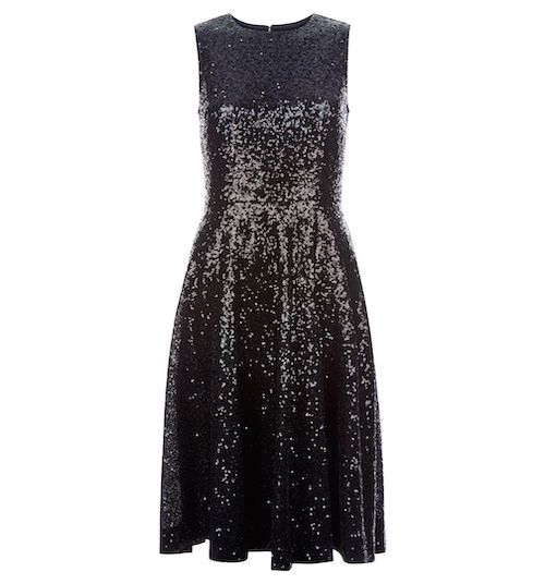best party dresses and jumpsuits, black sequin dress