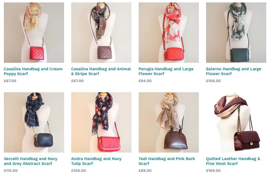 Capsule accessories, gifts for accessories lovers