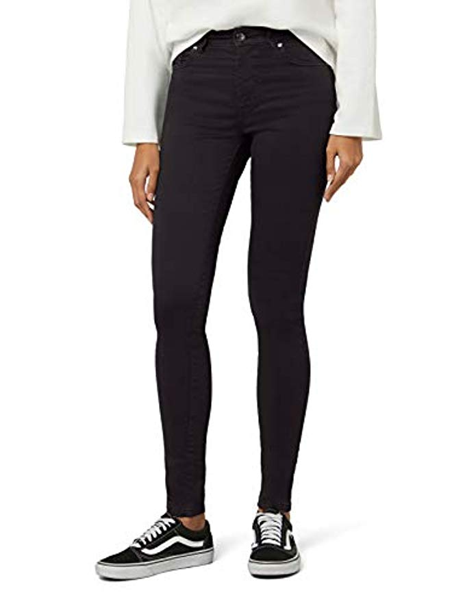 where to buy fashion on a budget, Amazone private label, black skinny jeans