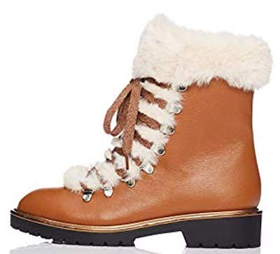 where to buy fashion on a budget, Amazone private label, faux fur boots