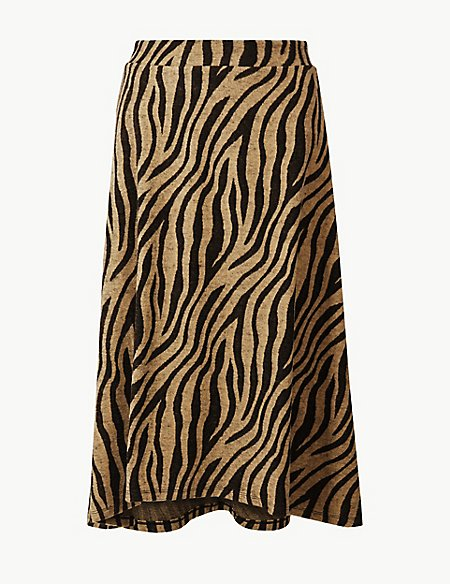 10 new in must buys, Marks and Spencer animal print skirt
