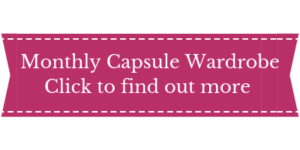 capsule wardrobe services, monthly subscription capsule wardrobe
