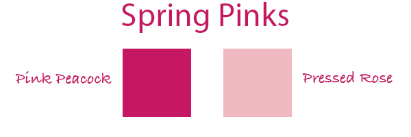 new ways to wear pink, pantone pinks for spring 2019, pink peacock, pressed rose