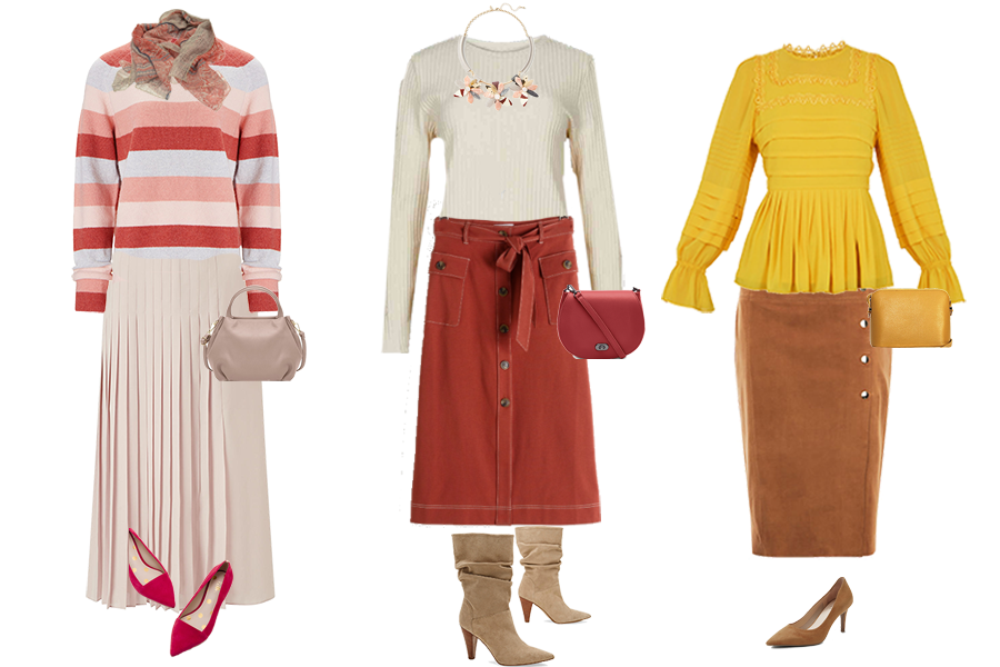 Spring Colour Trend – Desert Shades.
