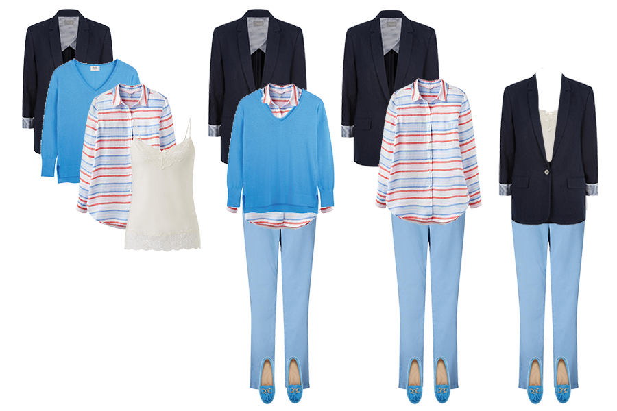 How to Layer for Spring's Changeable Weather