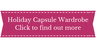 capsule wardrobe services, 2 week holiday capsule wardrobe