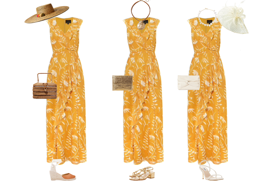 Add A Multi-Tasking Maxi Dress To Your Summer Capsule Wardrobe